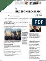 18-03-15 Ratifican a Maloro Acosta como candidato del PRI a la alcaldía de Hermosillo