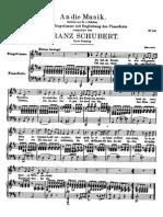 IMSLP10424-SchubertD547 an Die Musik 1st Version