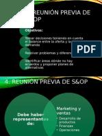 Plan de operaciones y ventas