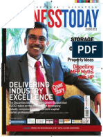 Business Today Vol 14 Issue 8 (August 2014) HA!