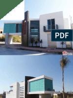arquitectura de Casa Minimalista Colinas Del Saltito Durango