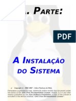 Guia do Linux Desktop - 03 - A Instalacão do Sistema
