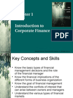 Chapter 1 - Introduction to Corporate Finance(1)