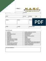 NASC Form