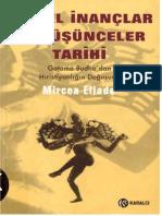 Mircea Eliade Dinsel İnançlar Ve Düşünceler Tarihi Cilt 2