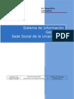 Documento de Requerimientos SIG en la universidad de la amazonia