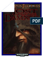 Codex Lost and the Damned