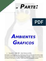 Guia do Linux Desktop - 06 - Ambientes Gráficos