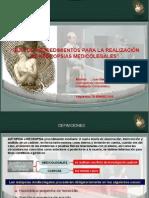 """""""GUÍA DE PROCEDIMIENTOS PARA LA REALIZACIÓN DE NECROPSIAS MEDICOLEGALES"""""""