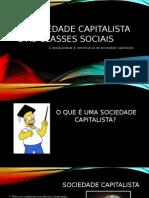 Sociedade Capitalista e Classes Sociais