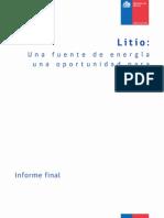 Informe Comision Litio final