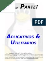 Guia do Linux Desktop - 07 - Aplicativos & Utilitários