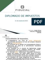 Diplomado Impuestos - CTRD Título I - Fiducial