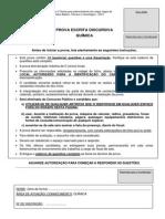 Pedro II - Química (2013)