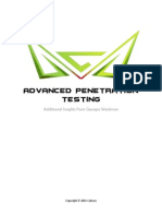 Penetration TestingAdditional Insights Georgia
