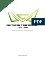 Penetration TestingAdditional Insights Georgia