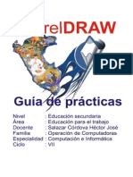 21518883 Manual de Practicas en CorelDraw
