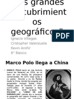 Los Grandes Descubrimientos Geográficos