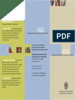 Programa de Análisis Socioeconómico y de Género