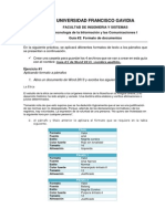 - Guía #2 - Word 2013 (1)