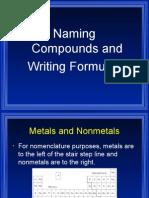 2013 naming and formulas