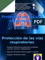 Proteccion de las vías respiratorias