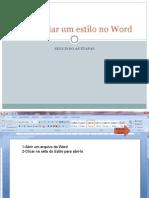 Como Criar Arquivo No Word