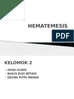 HEMATEMESIS
