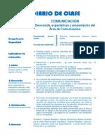 Diario de Clase.