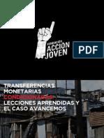 Andrés Valenciano -FAJ - Caso AVANCEMOS