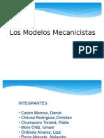 Modelo Mecanicista