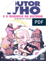 Doutor Who e a Mudança Da História