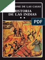 Historia de Las Indias II