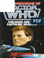 Turlough and the Earthlink Dilemma (Tony Attwood)