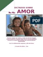 Abira San - Dictados Canalizados Sobre El Amor