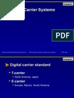 E1 T1 Carrier