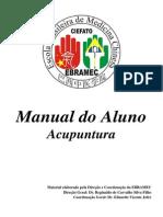 Manual Do Aluno Acupuntura - Atual Em 22-01-2015