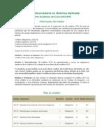 Oferta Academica Proximo Curso