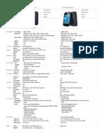 Alcatel Pop C3 vs. Alcatel Pop C1 - GSMArena