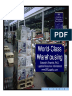 World Class Warehousing