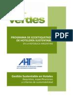 Protocolo Hoteleria Sustentable AHT v1
