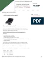 Como Escolher o Scanner Ideal Para a Digitalização de Documentos