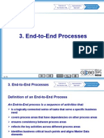 SAP p2p End to End Processes