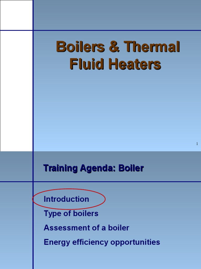 boileroperatio | Boiler | Water Purification
