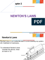 Newtons Laws & Apps