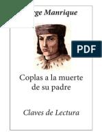 COPLAS Guía de Lectura (1º de Bachillerato)
