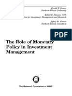 Erbak.the.Role.of.Monetary.policy.in.Investment.management