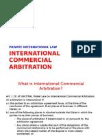 Presentation Arbitration