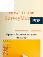 Shelly_Lopez_How to Use Survey Monkey