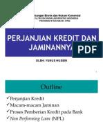 Perjanjian Kredit Dan Jaminan-1